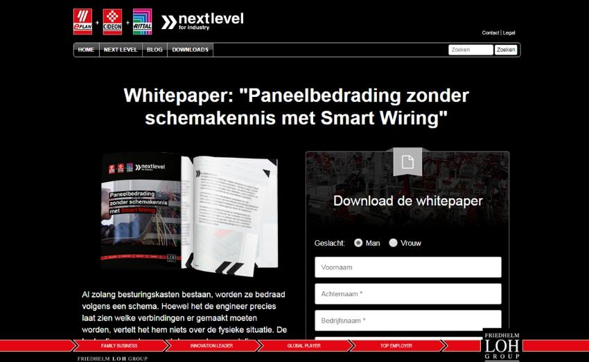 NextLevel4Industry voor Eplan en Rittal