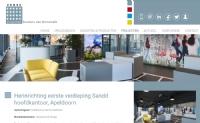 Een nieuwe website voor Vense Projecten - InterXL Internet Services