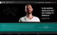 Video-platform Eye-openers.nl voor KNCV - InterXL Internet Services