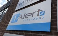 Social media support voor 1Alert Flexgroup - InterXL Internet Services