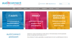 Responsive website voor AuditConnect - InterXL Internet Services