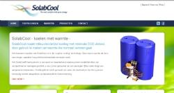 Logo, huisstijl en website voor SolabCool - InterXL Internet Services