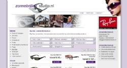 ZonnebrillenStudio.nl webshop - InterXL Internet Services