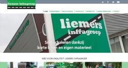 Nieuwe website voor Liemers Infragroep - InterXL Internet Services