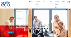 Nieuwe website voor Annelies & Co - InterXL Internet Services