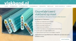 Vlakband.nl en klantportal voor Conntech - InterXL Internet Services