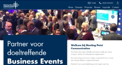 Nieuwe website voor Meeting Point Communication - InterXL Internet Services