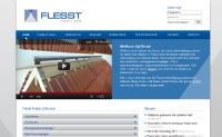 Internationale website voor Flesst - InterXL Internet Services
